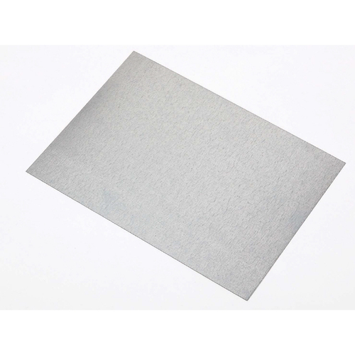 Amerimax Flat Shingle 8-in x 1-ft Galvanized Steel Sheet Flashing