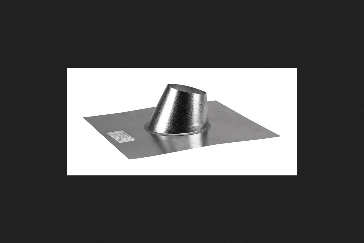 Selkirk 3 in. Dia. Adjustable Roof Flashing