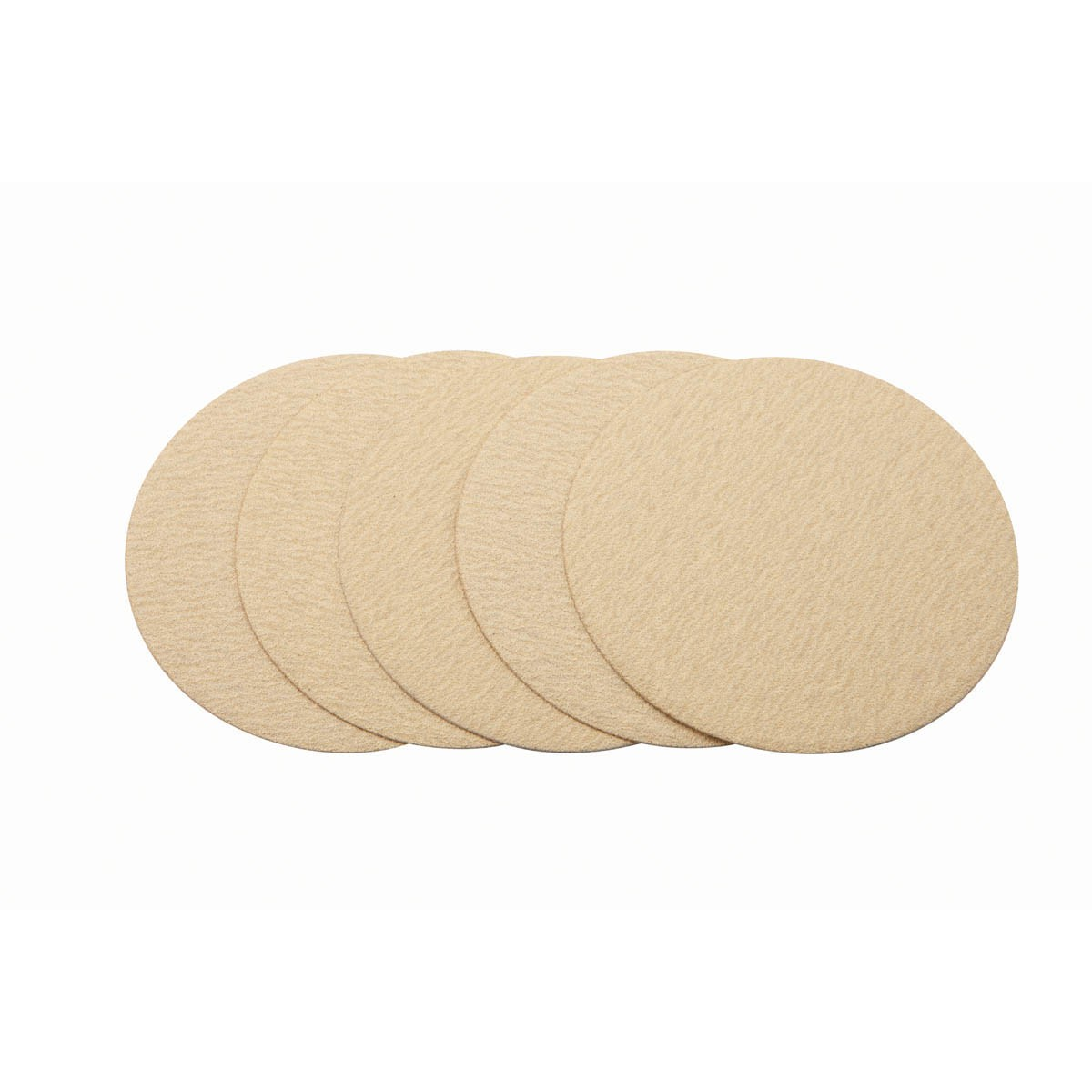 5 in. 120 Grit PSA Sanding Discs 5 Pc